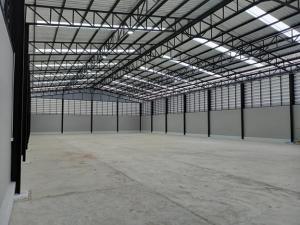 เช่าโกดังรังสิต ธรรมศาสตร์ ปทุม : For Rent ให้เช่าโกดัง พร้อมสำนักงาน สร้างใหม่ ลำลูกกา คลอง 5 เข้าซอยไม่ลึก พื้นที่ 1000 ตารางเมตร ที่ดิน 600 ตารางวา จอดรถได้หลายคัน