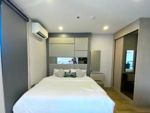 เช่าคอนโดราชเทวี พญาไท : ให้เช่า Q ชิดลม-เพชรบุรี ใกล้ BTS, CentralWorld, 35ตรม, 1 ห้องนอน, ชั้น 30