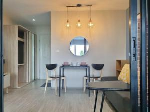 For RentCondoOnnut, Udomsuk : Condo for rent, near BTS Bang Chak, Regent Home, Sukhumvit 97/1, 28 sq m., very beautiful decorated room, on the cover, convenient to travel