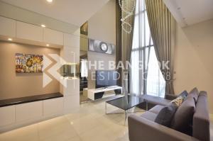 For RentCondoRama9, Petchburi, RCA : Hot Price!! Villa Asoke @30,000 Baht/Month - Large Room Best Location Condo for Rent Near MRT Phetchaburi
