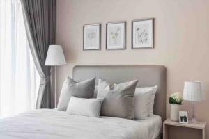 For RentCondoRama9, Petchburi, RCA : 🔥🔥 Risa01103 Condo for rent, ideo mobi asoke, 27 sqm, 22nd floor, 16,500 baht only 🔥🔥
