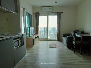 For RentCondoSathorn, Narathiwat : The Key Sathorn-Charoenrat, 32nd floor, beautiful view, no building blocking, wider than normal 1 bedroom