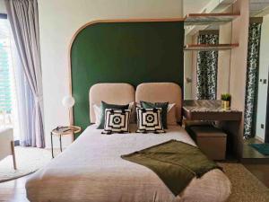 For RentCondoSukhumvit, Asoke, Thonglor : 🔥🔥 Risa01105 Condo for rent, ashton asoke 35.5 sqm, 17th floor, corner room 30,000 only 🔥🔥