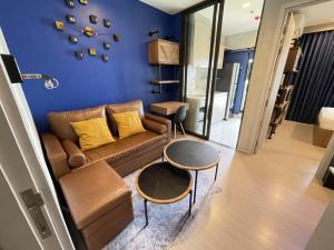 เช่าคอนโดอ่อนนุช อุดมสุข : 🔥Life Sukhumvit62🔥 ให้เช่าด่วน..ห้องสวย Style Loft 1Br 30sq.m. วิวแม่น้ำ ชั้นสูง ชั้นส่วนกลาง