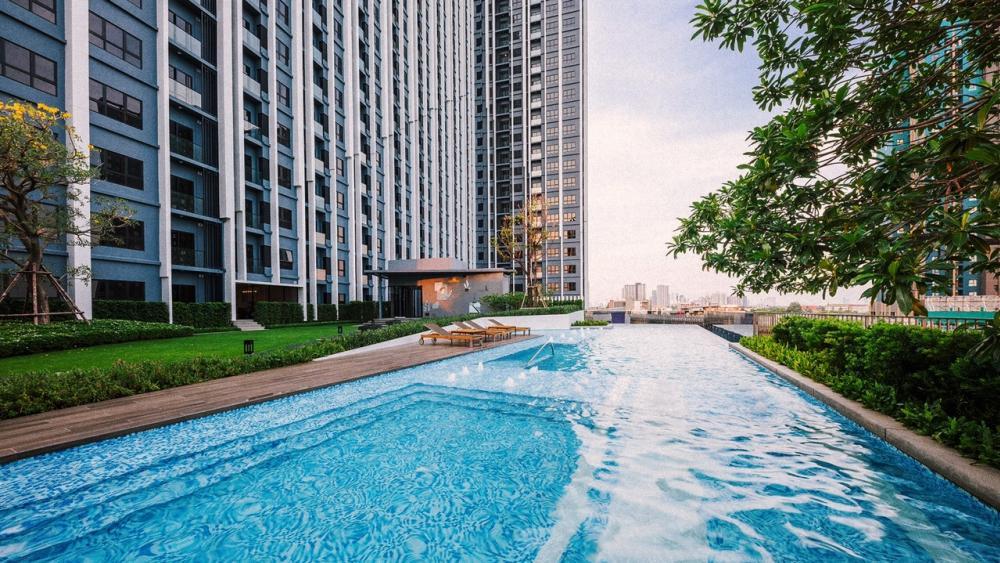For RentCondoBang kae, Phetkasem : 2 bedrooms condominium for rent
