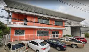 เช่าโกดังอ่อนนุช อุดมสุข : ให้เช่าโกดัง พร้อมออฟฟิศ 2 ชั้น อ่อนนุช,สุขุมวิท 77,พัฒนาการ,เขตประเวศ กรุงเทพ Warehouse for rent, On Nut, Sukhumvit 77, Prawet District, Bangkok.