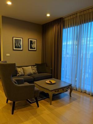 For RentCondoSukhumvit, Asoke, Thonglor : HQ thonglor / 2bedrooms / rent 40,000/month