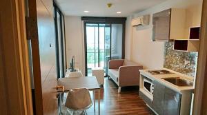 For RentCondoRamkhamhaeng, Hua Mak : For rent Living Nest Ramkhamhaeng 1 bedroom 6th floor