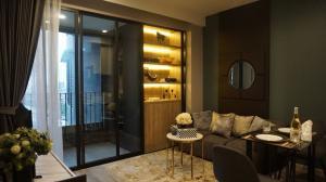 เช่าคอนโดพระราม 9 เพชรบุรีตัดใหม่ RCA : Condo for rent at Asoke close with BTS Asoke and MRT Petchaburi easy for transportation, Fully Furnished, Fully Facilities.