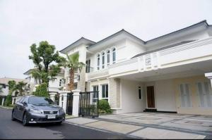 For SaleHouseSathorn, Narathiwat : HM-0298 Single House for Sale Grand Bangkok Boulevard Sathorn-Pinklao (Grand Bangkok Boulevard Sathorn-Pinklao)