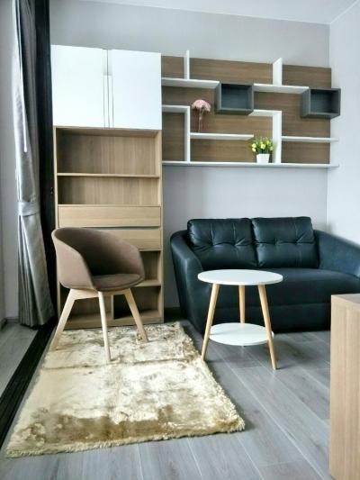 For RentCondoRattanathibet, Sanambinna : For rent  The Politan Rive Condo, 25 sq.m.