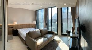 For RentCondoWitthayu, Chidlom, Langsuan, Ploenchit : ** 1 Bedroom (45 Sq.m.) with Private Lift - Noble Ploenchit, Nice Decor  [Code : R1883]