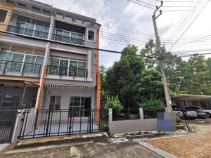 For SaleTownhouseChokchai 4, Ladprao 71, Ladprao 48, : BH_01190 House for sale Baan Klang Muang Urbanion Ladprao 71