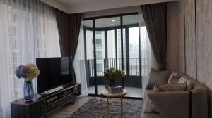 เช่าคอนโดพระราม 9 เพชรบุรีตัดใหม่ RCA : 6410-114 ให้เช่า คอนโด รัชดา พระราม 9 MRTเพชรบุรี Ideo Mobi Asoke 2ห้องนอน ห้องหันทางทิศเหนือ