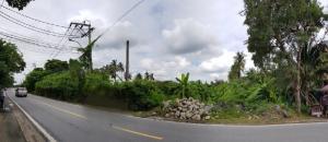 ขายที่ดินบางแค เพชรเกษม : ขาย ที่ดิน 8 ไร่ ติดถนน ใกล้ ถนนกาญจนาภิเษกเดอะมอลล์ บางแค
