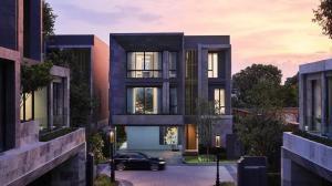 เช่าบ้านเลียบทางด่วนรามอินทรา : FOR RENT : Private Luxury Residence Bugaan โยธินพัฒนา บ้านแปลงมุม ติดสวนส่วนกลาง