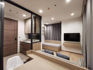 For RentCondoSapankwai,Jatujak : THE LINE PHAHON-PRADIPAT 1 Bedplus, corner room, wide balcony, cool breeze, beautiful view, private