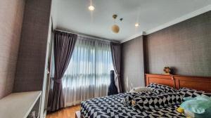 For RentCondoRama9, Petchburi, RCA : Condo for rent, Lumpini Place Rama 9, corner room, pool view