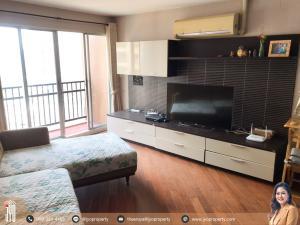For RentCondoSathorn, Narathiwat : (RENT OUT) JY-R00131-For Rent Belle Park Residence, Building 5, 12th floor, 93sq.m., 2 Bed 2 Bath, Near BTS
