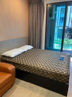 For RentCondoSiam Paragon ,Chulalongkorn,Samyan : 🔥🔥 Risa01122 Condo for rent, Ideo q chula-samyan, 21 sqm, 8th floor, pool view. Studio 15,000 baht 🔥🔥