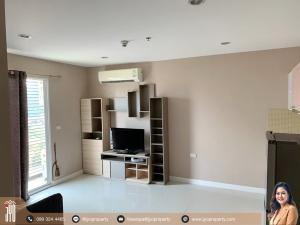 For RentCondoRama9, Petchburi, RCA : JY-R00055-Condo for rent, The Mark Ratchada-Airport Link, 15th floor, 43 sq.m., 1 bedroom, 1 bathroom, near MRT Rama 9.