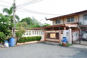 For SaleHouseSamrong, Samut Prakan : House for sale, Soi Tessaban Bang Pu 49 (Kheha), Tai Ban , Mueang , Samut Prakan