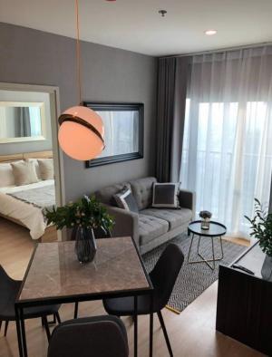 For RentCondoRatchadapisek, Huaikwang, Suttisan : 💥Condo for rent/sale, Noble Revolve Ratchada 2, type 2 bedrooms, high floor, beautiful view.💥