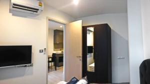 For RentCondoRama9, Petchburi, RCA : Floor 24 Rent Condo Rhythm Asoke 2 near MRT Rama 9, Air port Link Makkasan