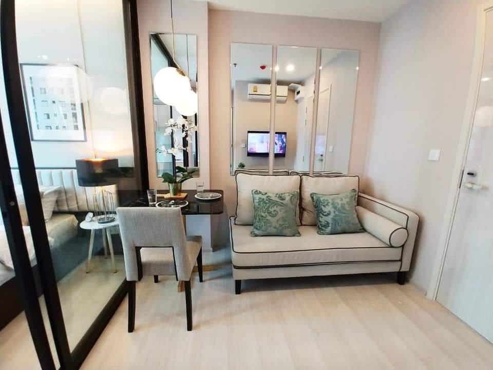 For RentCondoRama9, Petchburi, RCA : 🔥🔥 For Rent Life Asoke 30 sqm 🔥🔥