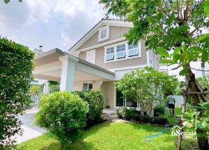 ขายบ้านปิ่นเกล้า จรัญสนิทวงศ์ : 🏡ขายด่วน!! บ้านเดี่ยวจากโครงการ แลนด์ แอนด์ เฮาส์  วิลลาจิ'โอ้ ปิ่นเกล้า ศาลายา ใกล้เส้นถนนบรม และ ม.มหิดลศาลายา บ้านใหม่ เจ้าของแทบไม่เคยอยู่ (68191)