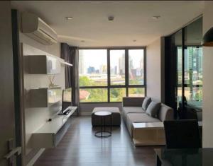 For RentCondoSukhumvit, Asoke, Thonglor : The Room Sukhumvit 40 43 sqm., 8th floor (top floor), Soi Samanchan, Sukhumvit 42, BTS Ekkamai