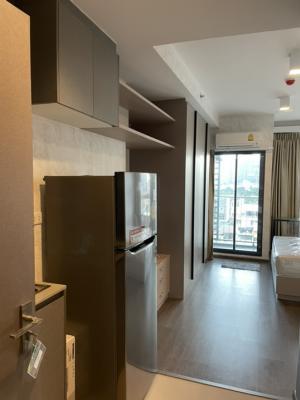 For RentCondoOnnut, Udomsuk : For rent, Ideo Sukhumvit 93, next to BTS Bang Chak, only 10,000 baht per month, south room, corner room.