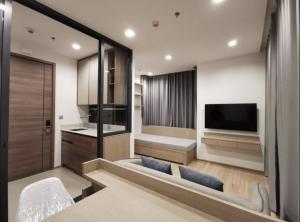 For RentCondoSapankwai,Jatujak : 🔥For Rent!!! คอนโด The Line Phahon-Pradipat ขนาด 1 ห้องนอน Plus 1 ห้องน้ำ ห้องกว้าง เฟอร์นิเจอร์ครบ พร้อมอยู่🤩