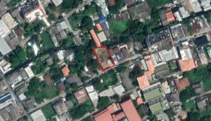 For SaleLandBangna, Bearing, Lasalle : Land for Sale / Rent Udomsuk/Bangna Area (554 Sqm.) Soi Bangna-Trad 13 Yak 4