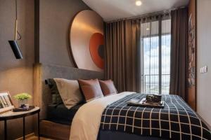 Sale DownCondoSukhumvit, Asoke, Thonglor : Condo Oka Haus Sukhumvit 36 @BTS Thonglor 1-2 Bedrooms 1-2 Bathrooms High floor Clear View, Fully furnished