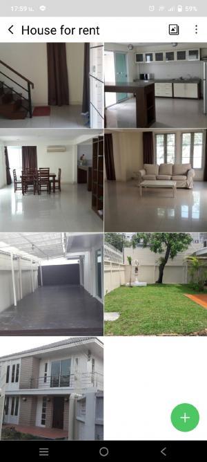 เช่าบ้านสุขุมวิท อโศก ทองหล่อ : House rent 75,000b3bed 3 bath 2 carparkEakamai 22 line id k.noeywalsh