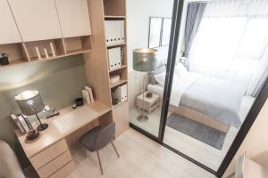 For RentCondoRama9, Petchburi, RCA : 🔥🔥 For Rent Life Asoke 36 sqm 🔥🔥