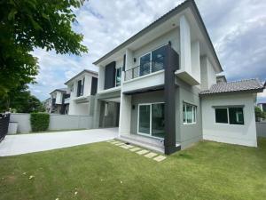เช่าบ้านรังสิต ธรรมศาสตร์ ปทุม : บ้านเดี่ยว(ใหม่)ให่เช่าราคาถูก ใกล้ Future park rangsit
