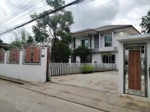 ขายบ้านเอกชัย บางบอน : บ้านเดี่ยว2 ชั้น ใกล้ Big C ถนนกัลปพฤกษ์ เนื้อที่ 224 ตรว