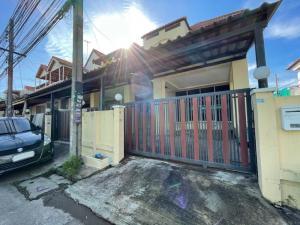 For SaleHouseOnnut, Udomsuk : Condo For Sale/Rent - Panason10 - Townhome - Prawet(BA21_10_18_08)
