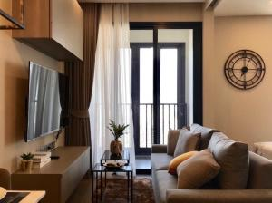For RentCondoSukhumvit, Asoke, Thonglor : 1 Bedroom at Ashton Asoke for rent, Tastefully decorated + Ready to move in