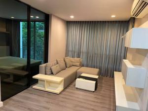 For RentCondoSukhumvit, Asoke, Thonglor : 1 Bedroom for rent at The Room Sukhumvit 40 (600 m from BTS Ekkamai)