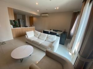 "For RentCondoRama9, Petchburi, RCA : M0743 Urgent rent!! very cheap rent 2 bedroom condo, large room ""Villa Asoke"", next to MRT Phetchaburi, beautiful decoration, ready to move in"