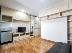 For RentCondoBang Sue, Wong Sawang, Tao Pun : Fully furnished room 28 sq.m.Condominium
