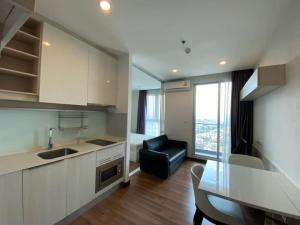 For RentCondoBang Sue, Wong Sawang, Tao Pun : For rent, beautiful room, next to MRT Tao Poon at Chewathai Interchange