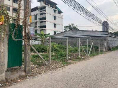 For SaleLandBangna, Bearing, Lasalle : Quick sale, vacant land, Soi Bangna-Trad 13, Intersection 4, Chaliang 1, Udom Suk 42.