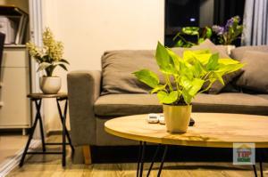 For RentCondoKhon Kaen : Condo for rent The BASE Hieght Khonkaen 12,000 ID newtopcenter 098-585-6468