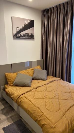 เช่าคอนโดพระราม 9 เพชรบุรีตัดใหม่ RCA : Condo Ideo mobi asoke Studio fl.20 rent/per month 15,000 bath Contract : 083-9936368