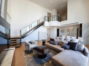 ขายคอนโดวงเวียนใหญ่ เจริญนคร : 🔥🔥Risa01146 ขายคอนโด Magnolia waterfront residences duplex3ห้องนอน 248.53ตรม 136.9ล้านบาทเท่านั้น🔥🔥
