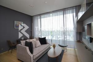 For RentCondoSilom, Saladaeng, Bangrak : Hot Deal!!! Saladaeng One @45,000 Bath/Month  - Large Room Fully  Furnished Near MRT Lumphini